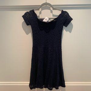 Hollister Off-Shoulder Dress